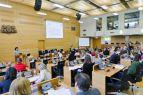 2012-05-17 В Латвийской столице прошёл Международный Рижский Семейный форум «Естественная семья как ценность и приоритет государства» (Фото Д.Седов)